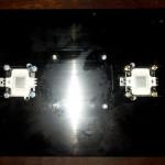 2x 10Watt RGB LEDs on Heatsink
